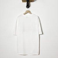 DHL Ship Brand Совместно спроектированные футболки T-рубашки Летняя мужская футболка с короткими рукавами с короткими рукавами с короткими рукавами.