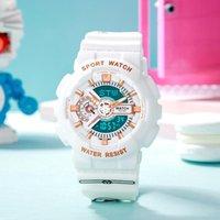 Sport Męski zegarek Luksusowy G Styl Wojskowy LED Digital 30M Wodoodporna Kwarc Relogio Masculino Wristwatches