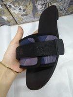 2021 классические женские платформы тапочки сандалии вышитые хлопчатобумажные летние вечеринки пляжные тапочки платформы дизайнерские туфли с коробкой