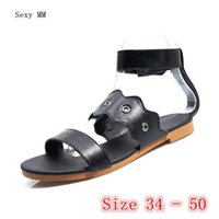Summer Shoes Slides Women Flat Sandals Woman Flip Flops Slippers Plus Size 34 - 40 41 42 43 44 45 46 47 48 49 50
