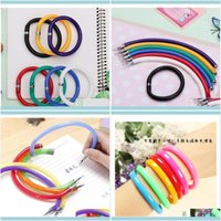Writing Supplies Business & Industrialbulk Novelty Ballpoint Bangle Bracelet Wristband Flexible Cute Pens Office And School Supply Funn Jllx