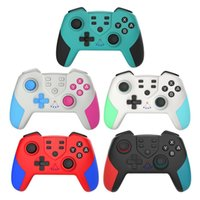 Game Controllers & Joysticks Wireless Joystick For N-Switch NS Switch Pro Controller Remote Gamepad N-SL Type-c Charge
