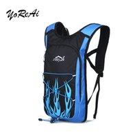 Рюкзак yoreai открытый oxford езда сумки мужчины женщины дышащие горный велосипед сумка женские профессиональные спортивные рюкзаки велосипедные