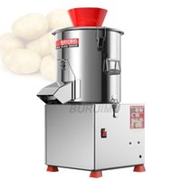 Electric Vegetable Stuffing Machine Onion Cutting Dicing Maker Potato Carrot Chips Cutter Dicer Cut Meat Grinder