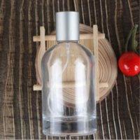 50pcs lot 1oz 2oz 3oz 30ml 50ml 100ml glass perfume bottle toilet water spray portable thickened glass bottles