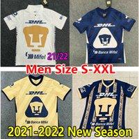 2021 liga mx fc unam futebol jersey 2022 iturbe 21 2 22 Maillot de futol mora camisa de futebol g.gonzalez malcore uniforme adulto homem camisetas