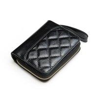 Wallets Small Wallet Female Multifunction Coin Purses Girl Short Zipper Change Pocket Mini Bag