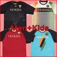 21 22 Venezia FC soccer Jerseys home away third ARAMU FORTE Fiordilino PERETZ HEYMANS TESSMANN CRNIGOI 2021 2022 MARIANO Johnsen MAZZOCCHI FOOTBALL SHIRTS men sets