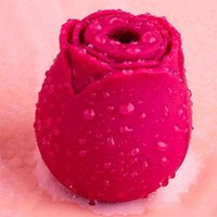 Figura rosa vaginale succhiare vibratori capezzoli erotici pollice orale sucker clitoride stimolazione potente vibratori giocattoli sessuali per le donne 210329