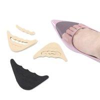 Super Soft Toe Plug Forefoot Pad Rimovibile EVA Shoe Filler TOOS Tappi tappo di punta Pellicola per le donne con tacco alto appuntito