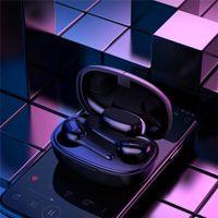 TWS T9s в ухо Bluetooth беспроводные наушники светодиодные источники питания шумоподавление наушники стерео наушники громкой связи спортивные гарнитуры оптом