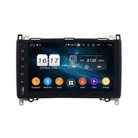 "4gb+128gb DSP 9"" Android 10 Car DVD Radio GPS Wifi Bluetooth 5.0 for Mercedes Benz A-Class W169 B-Class W245 Viano Vito W639 Sprinter W906"