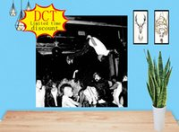 Playboi Carti Die Lit Lit Rap Album Poster Cover Silk Art Print