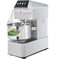 Blender Yoğurma Makinesi 20 / 30L Ticari Otomatik Paslanmaz Çelik Pişirme Hamur Karıştırma Mutfak Aletleri Yüksek Güç 3000 W