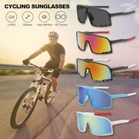 2021 New Outdoor Sports Polarized Cycling Glasses Road Bike Sunglasses Men Women Mountain Riding Bicycle Eyewear Goggle Gafas