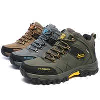 Outdoor shoes mountaineering antiskid running exercise sports casual shoes#8518