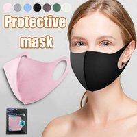 Masks Cycling Anti-dust Mascarillas Mascaras Halloween Costume Cotton Mouth Face Mask Respirator Men Masque
