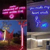 220V Neon Light Strip Flexible Outdoor Christmas Holiday Fairy LED Rope Tube SMD 2835 120LEDs M Lamp With EU Power