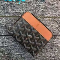 Hand Gaoyade dogtooth men's and women's hand horizontal short zipper bag pocket Mini Wallet fashion zly
