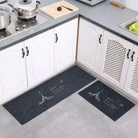 Carpets Tower Pattern Mat Doormat Non-Slip Kitchen Carpet Bath Doormats Home Floor Long Rugs Dandelion Pads