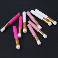 Multi-function Eyelash Cleaning Brush Eyebrow Nose Blackhead Portable Lash Shampoo Makeup Brushes Tools dhl