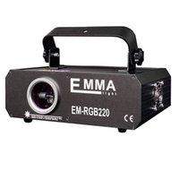 새로운 1000MW 1W ILDA RGB 풀 컬러 애니메이션 레이저 프로젝터 무대 조명 ILDA DMX