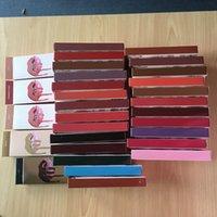 DHL 40 ألوان الشفاه ماكياج كيت السائل ماتي أحمر الشفاه الشفاه اينر ماكياج الشفاه لمعان lipliner متعدد الألوان 1 مجموعة = 1lipstick + 1lipliner