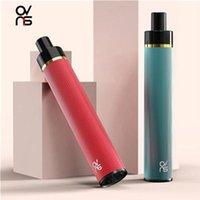 OVNS JCSTICK MEGA Kit de pod jetable Kit de cigarette 950MAH 1200 Puffs 5ml Préruré à grande capacité 5% Dispositif de vapeur de matériau en aluminium