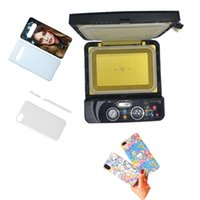 Printers St-2030 Portable Phone Cases Sublimation Heat Press Machine For Customizing Covers