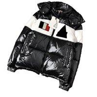 Designer Monclair Mens Down Jacket Giacca con cappuccio Francia Fashion Brand Men S Donne Luxury Bracciale Felpa Bracciale Casual Street Hoodie Designer Downs Giacche