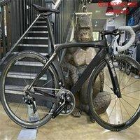 80 Цветов пользовательских черных RB1K глянцевая углеродная дорога Полный велосипед углеродистый гоночный велосипед с 105 R7000 GUIDGSSET