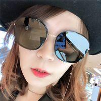 한국 브랜드 선글라스 부드러운 여성 남성 아세테이트 편광 UV400 렌즈 몬스터 리모 남성 여성 선글라스 브랜드 케이스