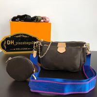 2021 Luxurys 디자이너 가방 패션 핸드백 높은 Quanlity 크로스 바디 가방 스타일 여성 핸드백 및 지갑 콘센트