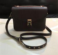 Frauen Leder Umhängetaschen Luxurys Messenger Abend Crossbody Bag Mode Designer Handtaschen Geldbörse
