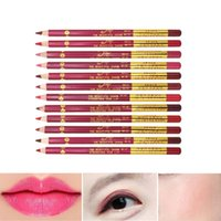 Lip Pencils 1PC Waterproof Matte Line Pen For Lips Eyeliner Blush Makeup Longlasting Tattoo Lipstick Sketch Dye Tint Liner Pencil