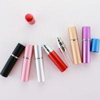 5 ml Parfüm Şişesi Seyahat Doldurulabilir Makyaj Sprey Paketleme Şişeleri CYZ2970