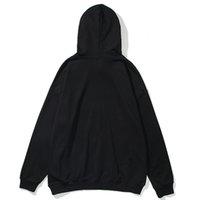 Sweatshirts Atsunrise Hommes Hip Hop Sweat-shirt Imprimer Harajuku Streetwear Streetwear Pull surdimensionné Automne Sweat à capuche mince M5IH
