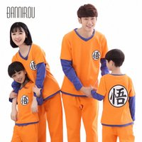 Familie Pyjama Set 100% Baumwolle Cosplay Home Kleidung für Kinder Dad Mama Full Pyjamas Anzug Kleidung Bannirou L7i7 #