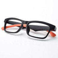 Wholesale 2021 Fashion High Quality Wireless Bluetooth 5.0 Earphones Smart Sunglasses Anti Blue Light Glasses