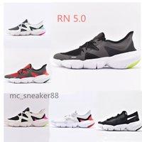 Nike Free Rn 5.0  2021men Mulheres RN 5.0 Mens Designer Runn Sapatos Respirável Forma Luminosa Ao Ar Livre Casual Azul Roxo Branco Branco Tamanho Preto 36-45