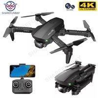 Дроны Sharefunbay GD93 RC Mini Drone 4K PRESSESION HD Dual Camera FPV с вертолетами Toycopter игрушки