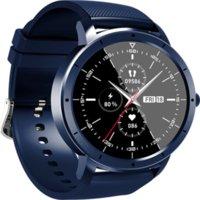 HW21 Smart Watch Fitness Tracker Heart Rate Sport Modes Wristband Blood Pressure Custom Component Smartwatch Blue Black Gray