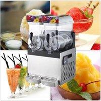 Crème glacée Making Machine 220V / 110V Mélangeur de boisson de boisson de boisson de grosse capacité Smoothie Maker Maker Melt Mud