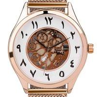 디자이너 시계 브랜드 시계 럭셔리 시계와 남자 일본어 운동 아라비아 번호 얼굴 무슬림 이슬람 손목 시계 아랍어 시간