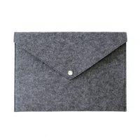 파일 폴더 펠트 홀더 문서 봉투 럭셔리 오피스 튼튼한 서류 가방 문서 가방 종이 포트폴리오 케이스 편지 봉투 A4 폴더 DH9570