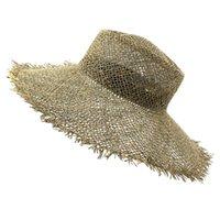 11 cm estate largo cappelli da corn mare berretto da spiaggia tappo donne rafia cappello paglia donna protezione solare protezione caps ragazze moda viaggio sunhat regalo femminile 2021