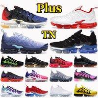 الأحذية الجديدة TN بالإضافة إلى تشغيل الساحلي أزرق أسود الكهربائية الأخضر البني الثلاثي أبيض وردي رجل البحر أحذية رياضية مدربات الولايات المتحدة 5،5 حتي 11