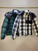 Moncler 2020 Новый дизайнер Monclair зимний мужской пуховик толстый майя PUGHER% 90 гусиная мода роскошь держать теплые пальто с капюшоном с капюшоном