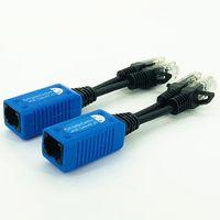 RJ45 Splitter Combiner, UPOE Cable, PoE Injector, Network Multiplexer
