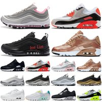 Top 97 Baby Kids running Shoes Air Cushion Youth boys girls Wholesale Outdoor Children 28-35